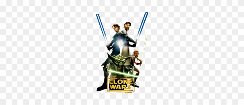 Clone Wars Clip Art - Star Wars Clone Wars Characters Png #23939