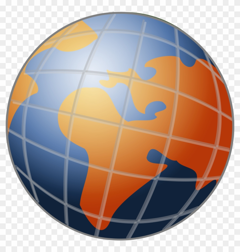 Open - Spinning Globe Animation Free Download #23985