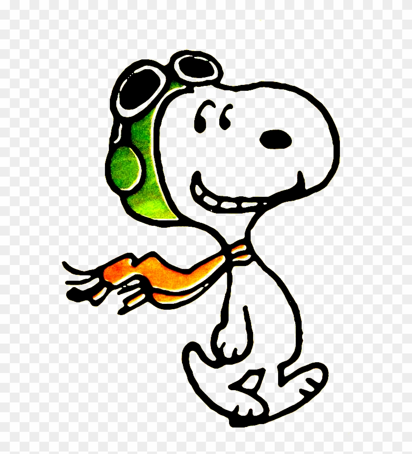 Snoopy Flying Ace Clip Art - Peanuts Snoopy Hardshell Case For Iphone 4/4s [yellow] #23987