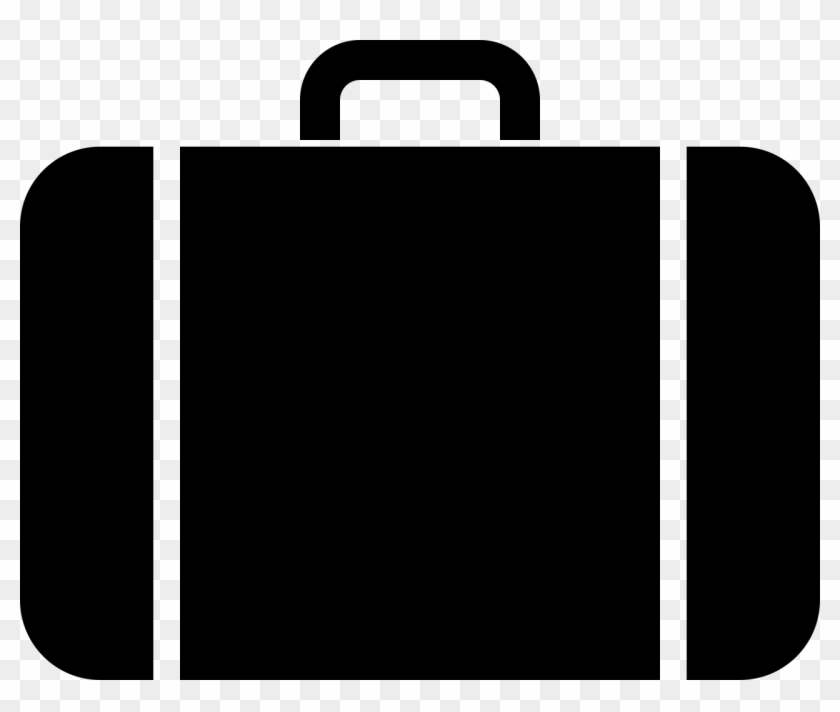 Clipart Prissy Ideas Suitcase Clipart Png Web Icons - Suitcase Icon #24060