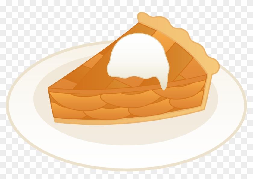 Pumpkin Pie Clipart Pumpkin Clip Art - Drawing #24066