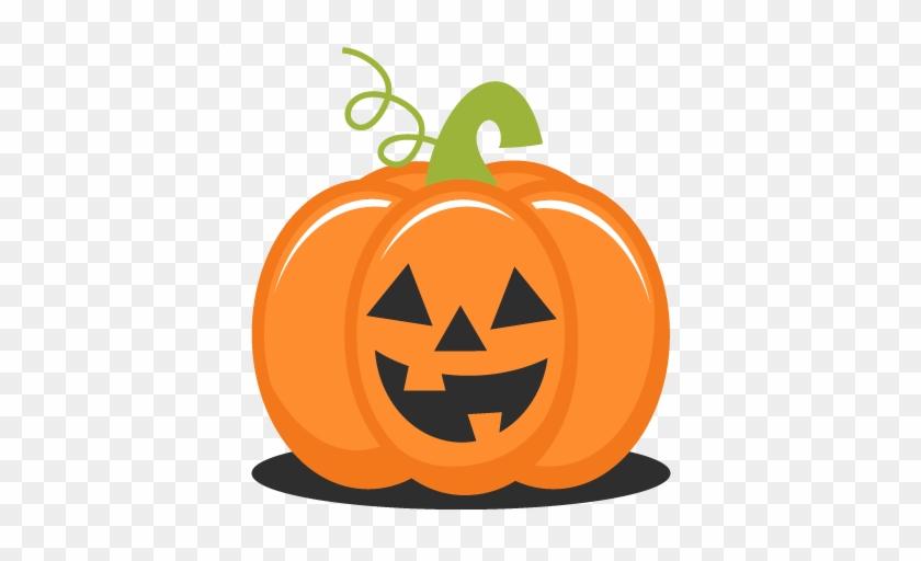Halloween Jack O Lantern Svg Scrapbook Cut File Cute - Cute Jack O Lantern #24078