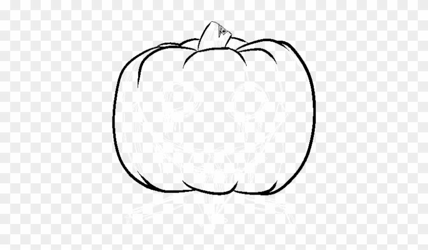 Pumpkin Clip Art Outline New Png Sunglassesray Ban - Pumpkin Outline Clipart #24096