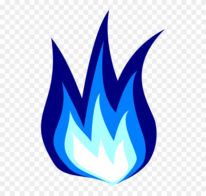 Burn Clipart Small Fire - Fire Icon .png #24113