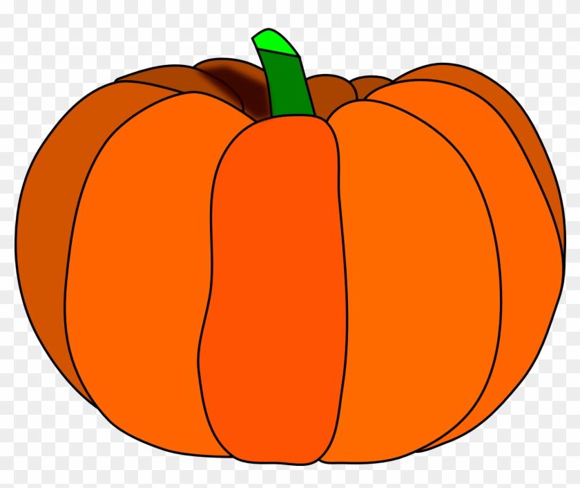 Pumpkin Flower Clip Art - Clip Art Squash #24118