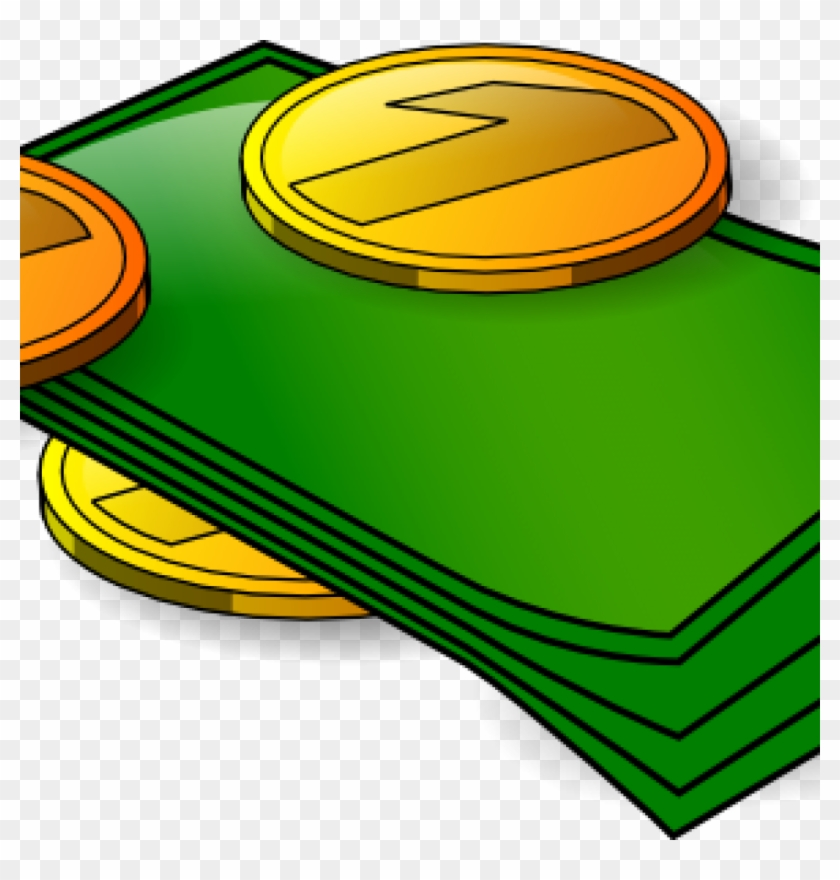 Free Clip Art Money N Kamil Money Clip Art At Clker - Less Money Clipart #24137