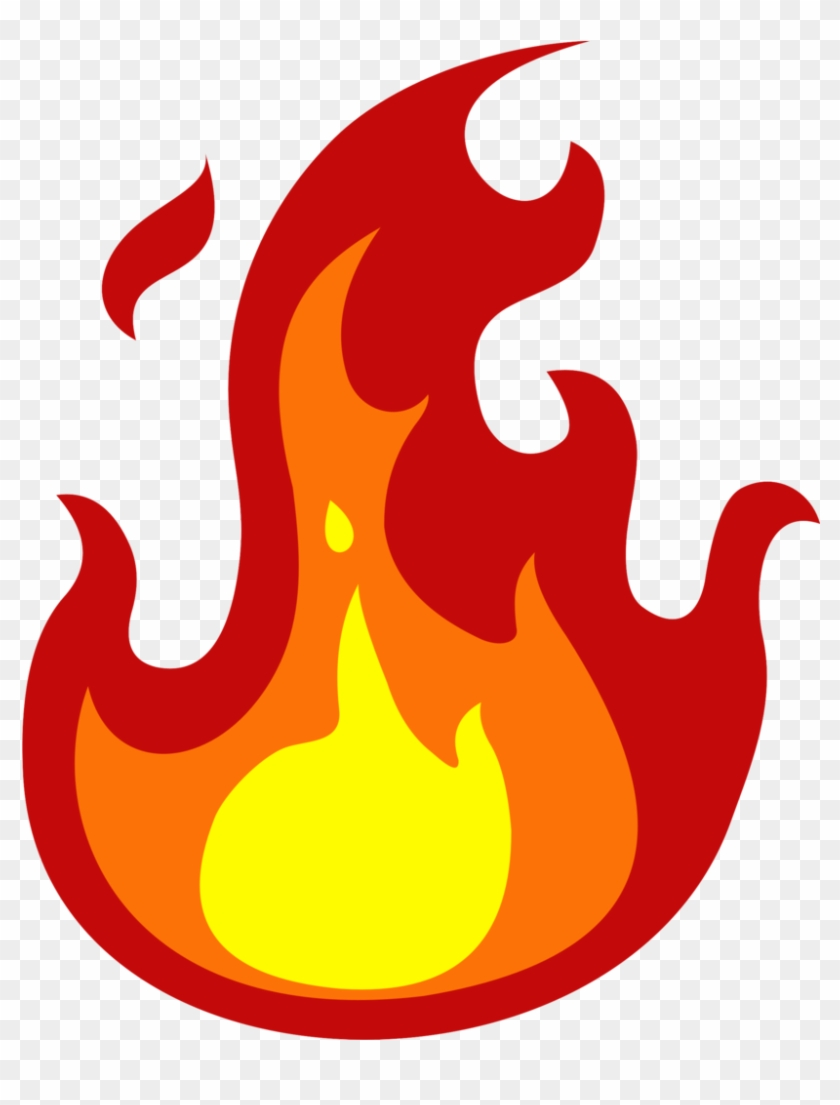 Fire Vector - - Fire Drawing #24147