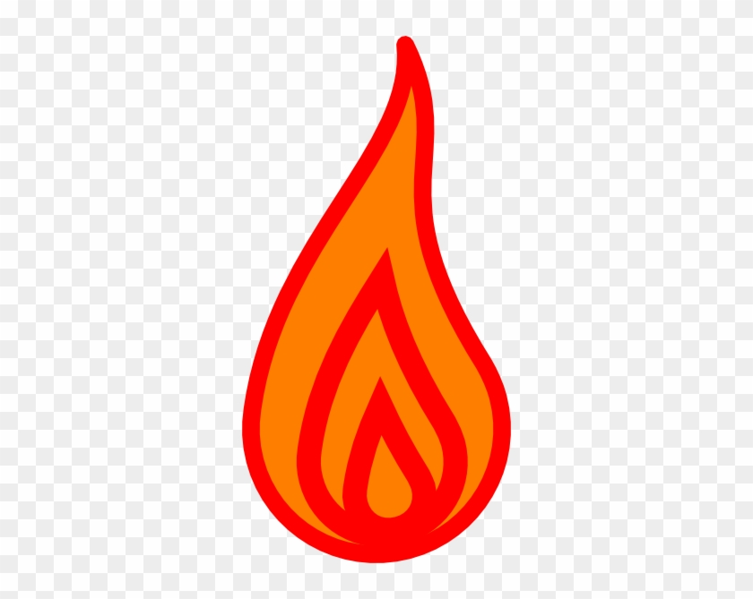 Candle Flame Image Free Clipart Images - Flame Candle Clipart #24172