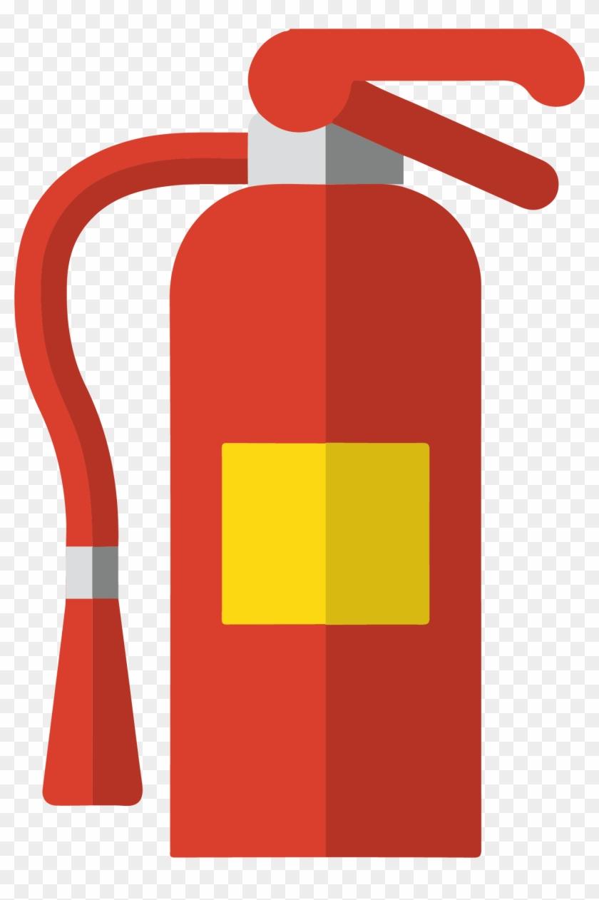 Fire Extinguishers - Fire Extinguisher Clipart Transparent #24229