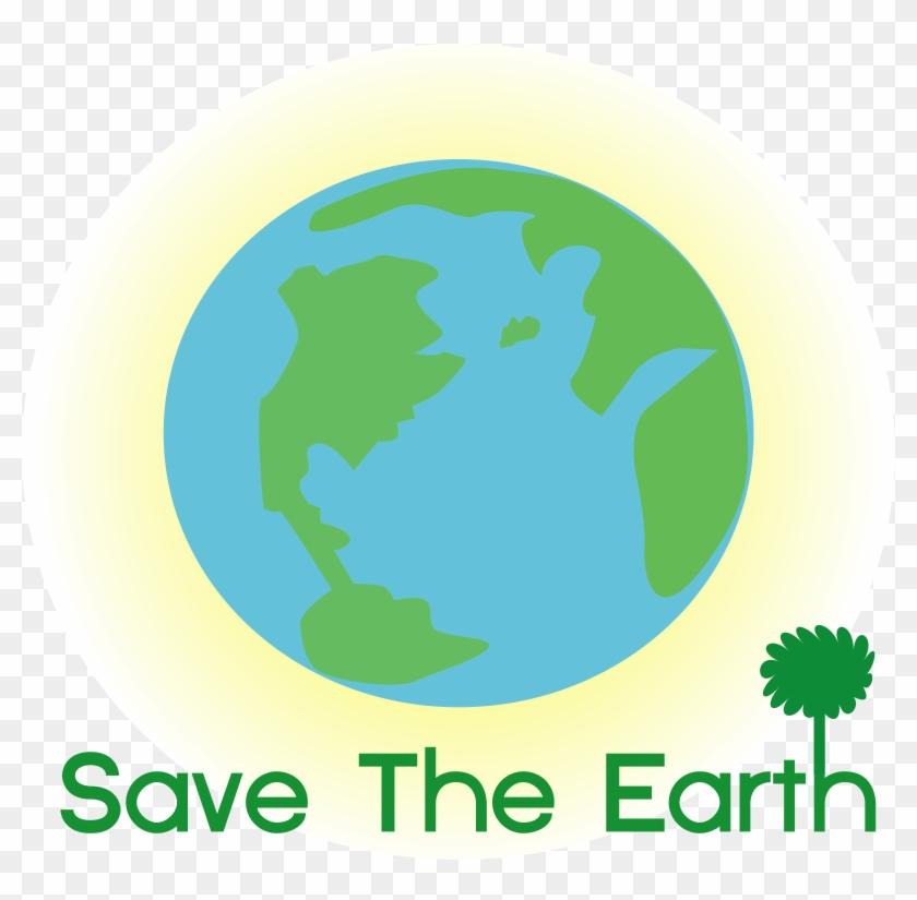 Save Earth - Slogan On Save Earth #24258