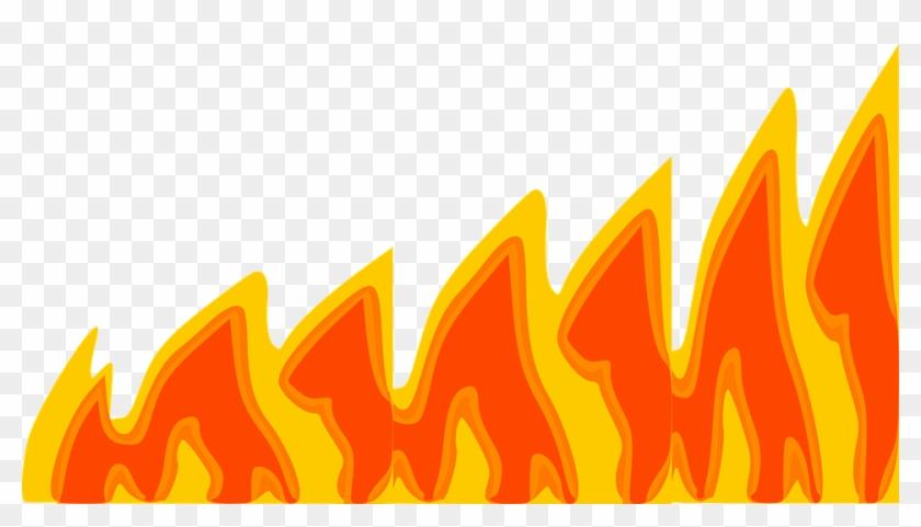 Fire - Hell Clipart #24274