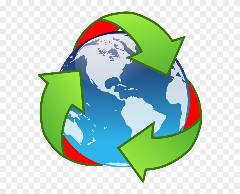 Recycle Symbols Clip Art Earth Reduce Reuse Recycle Free