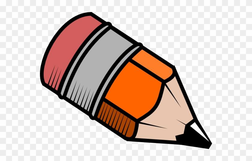 Pencil Clip Art - Pencil Clip Arts #24349