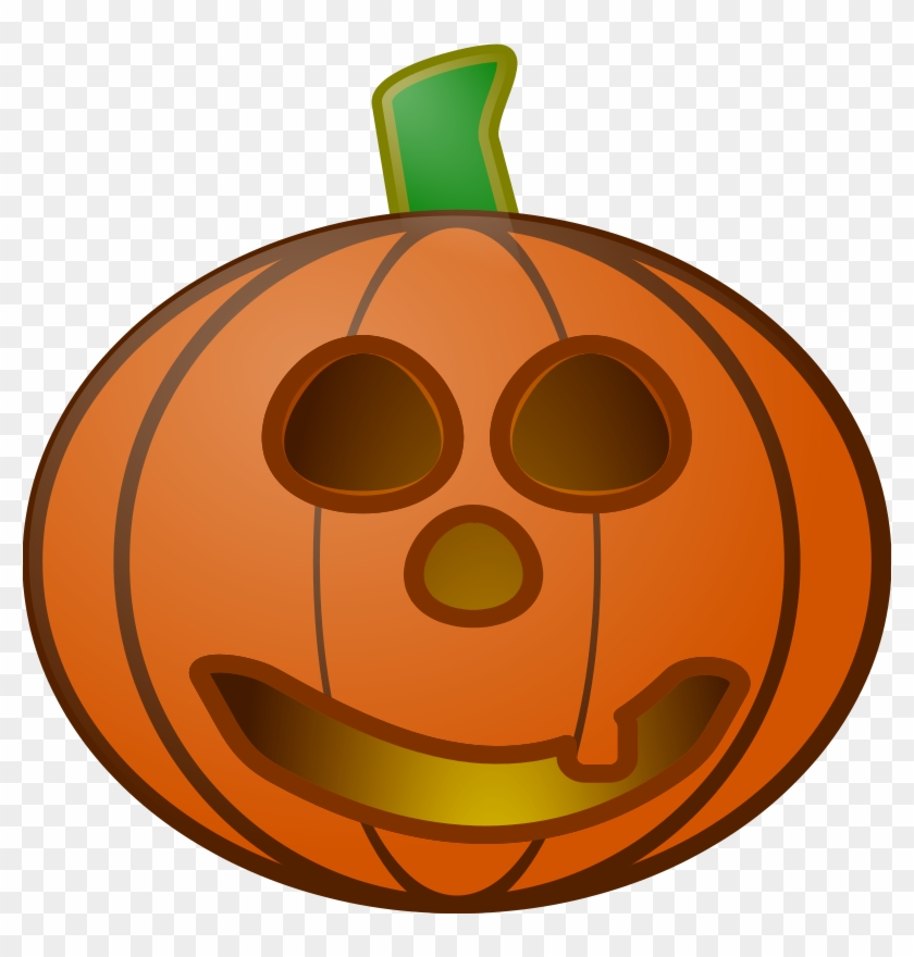 Clip Arts Related To - Jack O Lantern Happy #24357