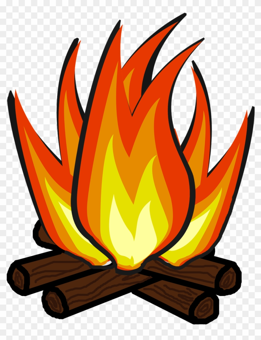 28 Collection Of Campfire Clipart Png - Campfire Clipart #24365