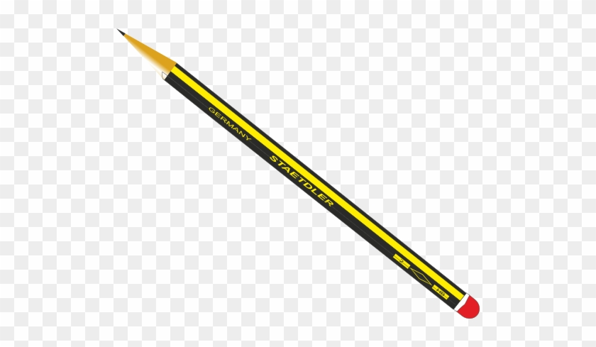 Pencil Clip Art Image - صورة قلم Png #24494