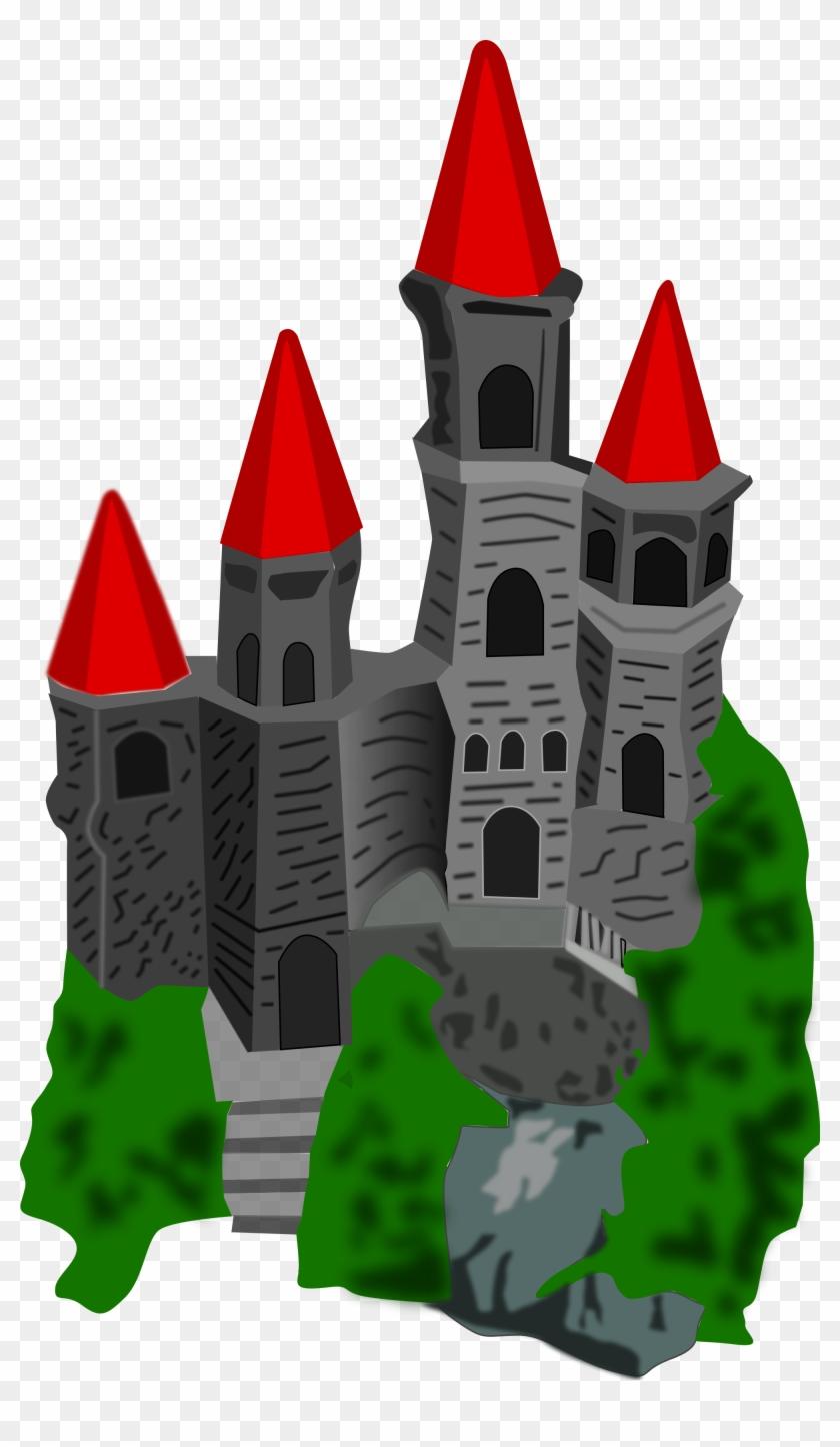 Open - Color Of A Castle #24546