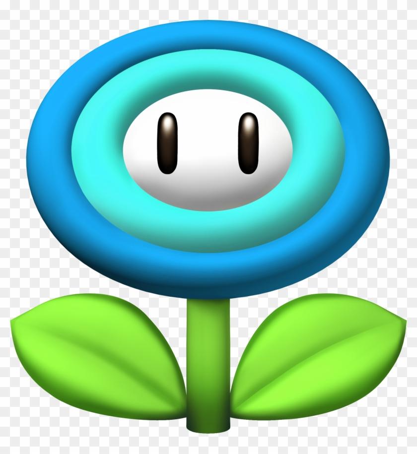 Image - Super Mario Fire Flower #24612