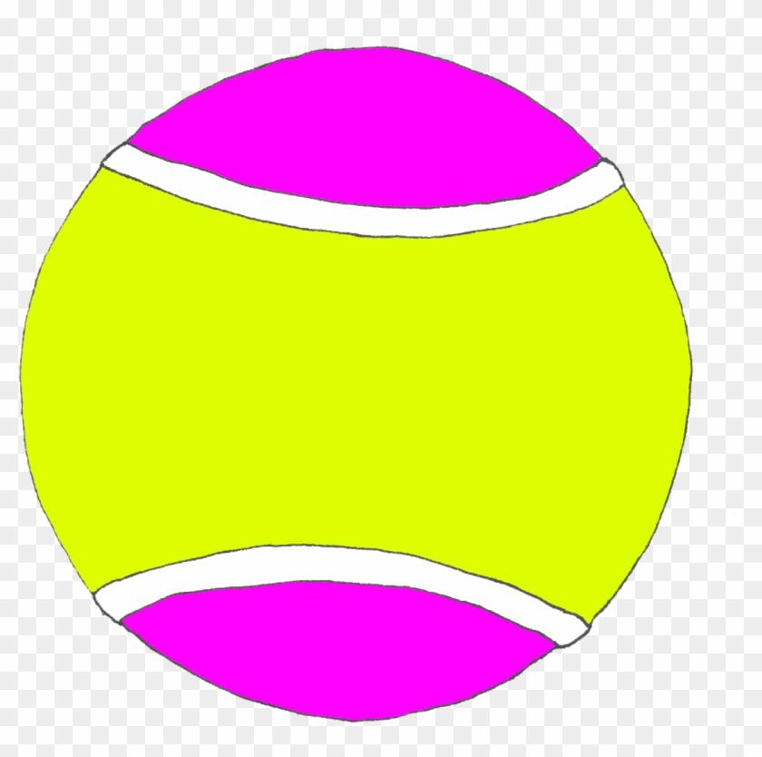 Tennis Ball Clip Art - Clip Art #24623
