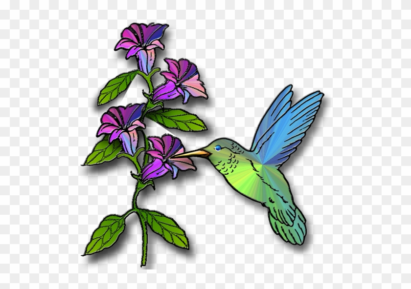 Cease-fire - Clipart - Free Hummingbird Clip Art #24624