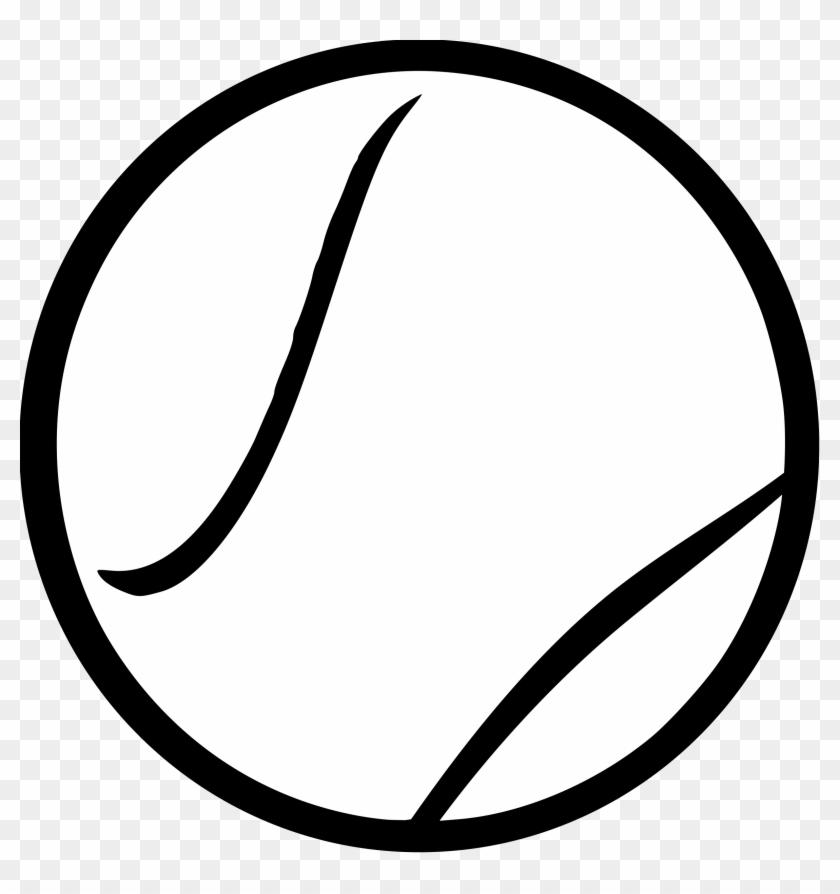 Tennis Ball - Tennis Ball Clip Art #24632
