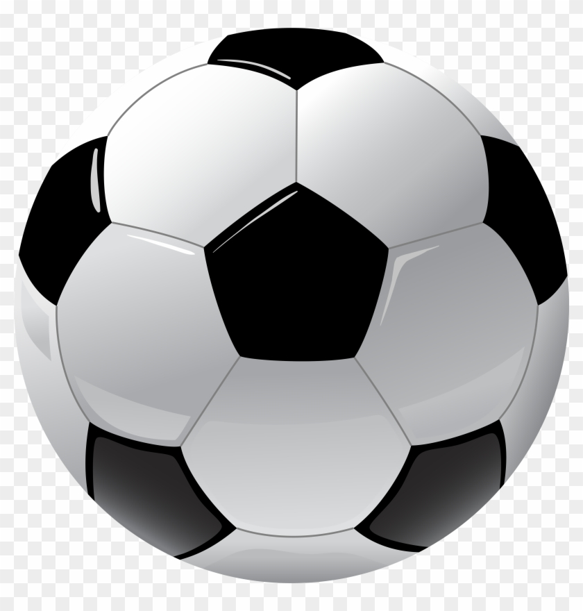Soccer Ball Clip Art Sport Ball - Soccer Ball Png #24663