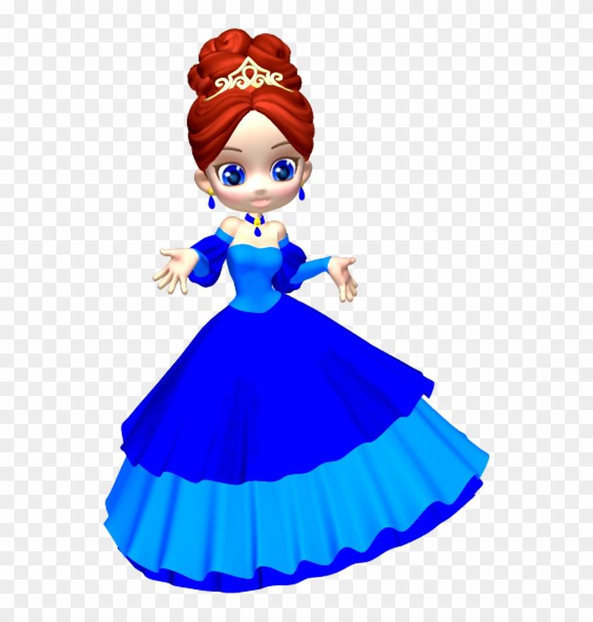 Clip Art On Princess Clipart Image 4 - Princess Cliparts #24744
