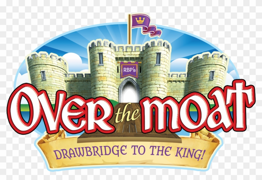 Color Logos - Over The Moat Vbs 2017 #24791