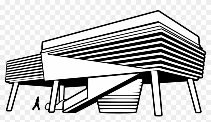 Free Clipart Clip Art Library - Architecture Clipart Transparent #24797
