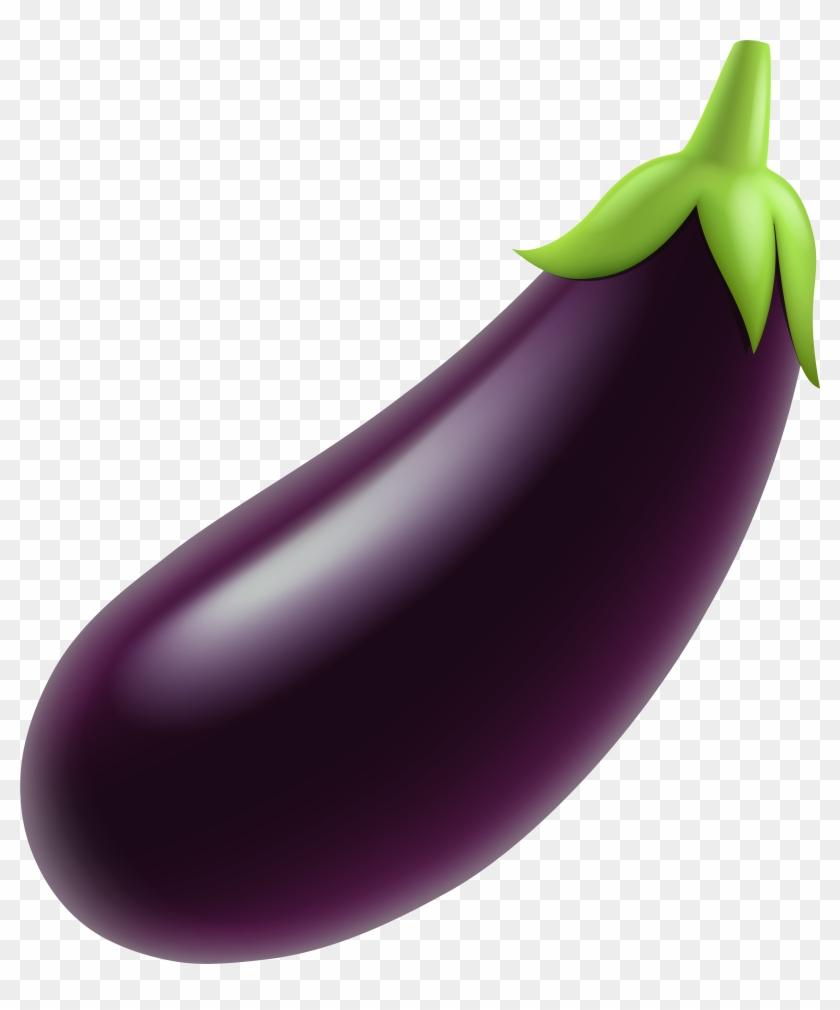 Eggplant Png Clip Art - Eggplant Png Clip Art #24863