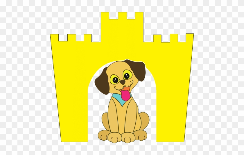 Castle Ten Dog Grooming Dog Grooming Services In The - Dog In Castle Clipart #24897