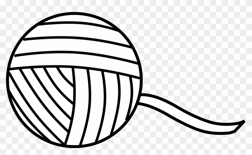 Ball Of Yarn Clipart #24896