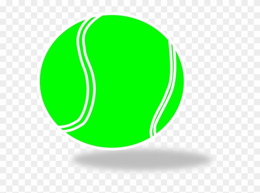 Tennis Ball Clip Art At Clipart Library - Tennis Ball Clip Art #24944