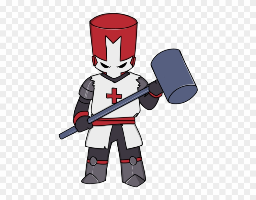 28 Collection Of Castle Crashers Red Knight Drawing - Castle Crashers Red Knight Png #24947