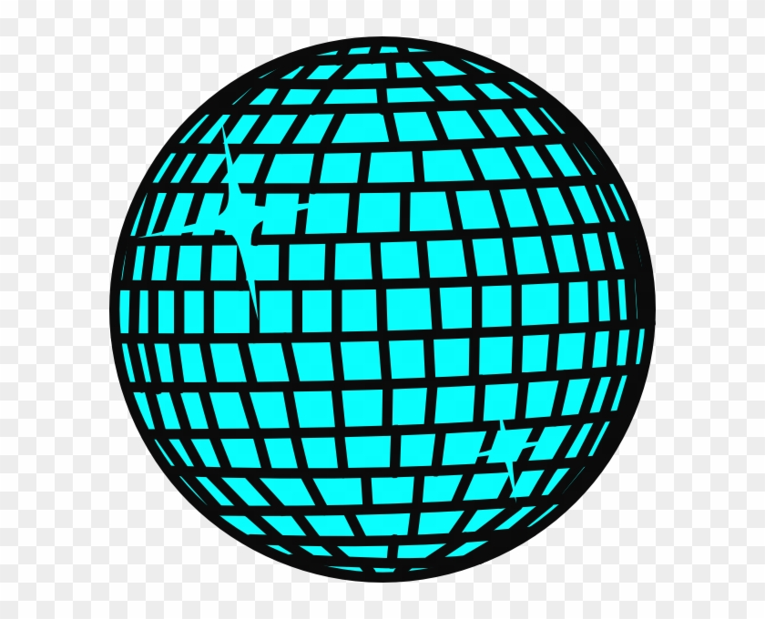 Discoball Clipart #24951