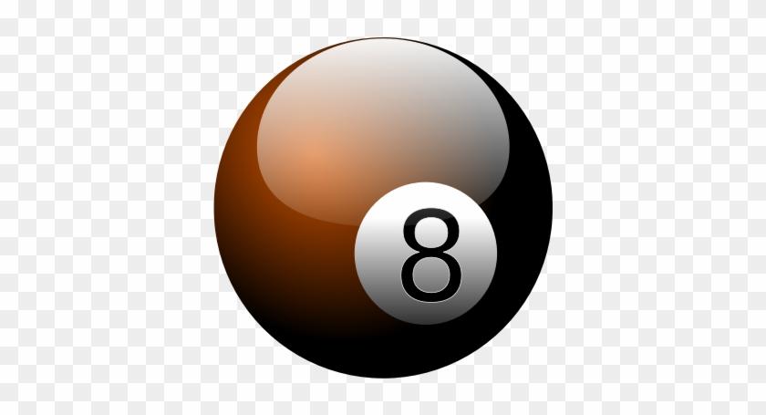 Eight Ball Clip Art - Pool Balls Clip Art #24971