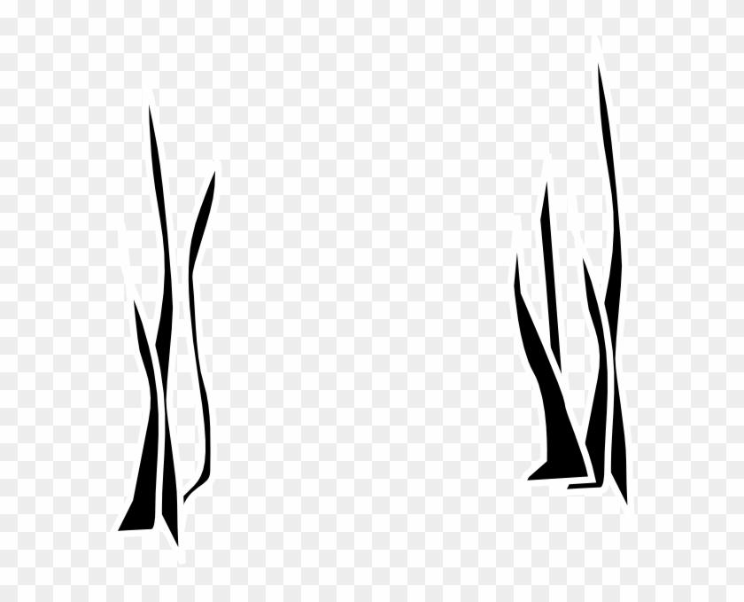 Clipart Info - Sea Grass Silhouette #24976