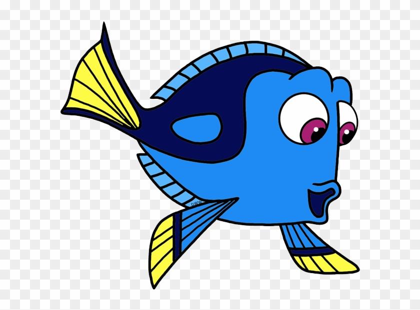 Finding Dory Clip Art - Clip Art Fish Dory #24978