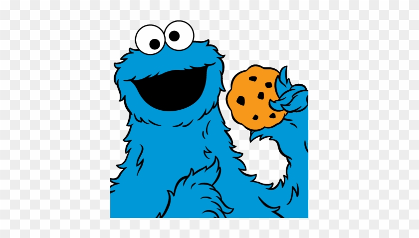 Com Best Of Cookie Monster Cartoon Cookie Monster Clip - Cookie Monster Png #24984