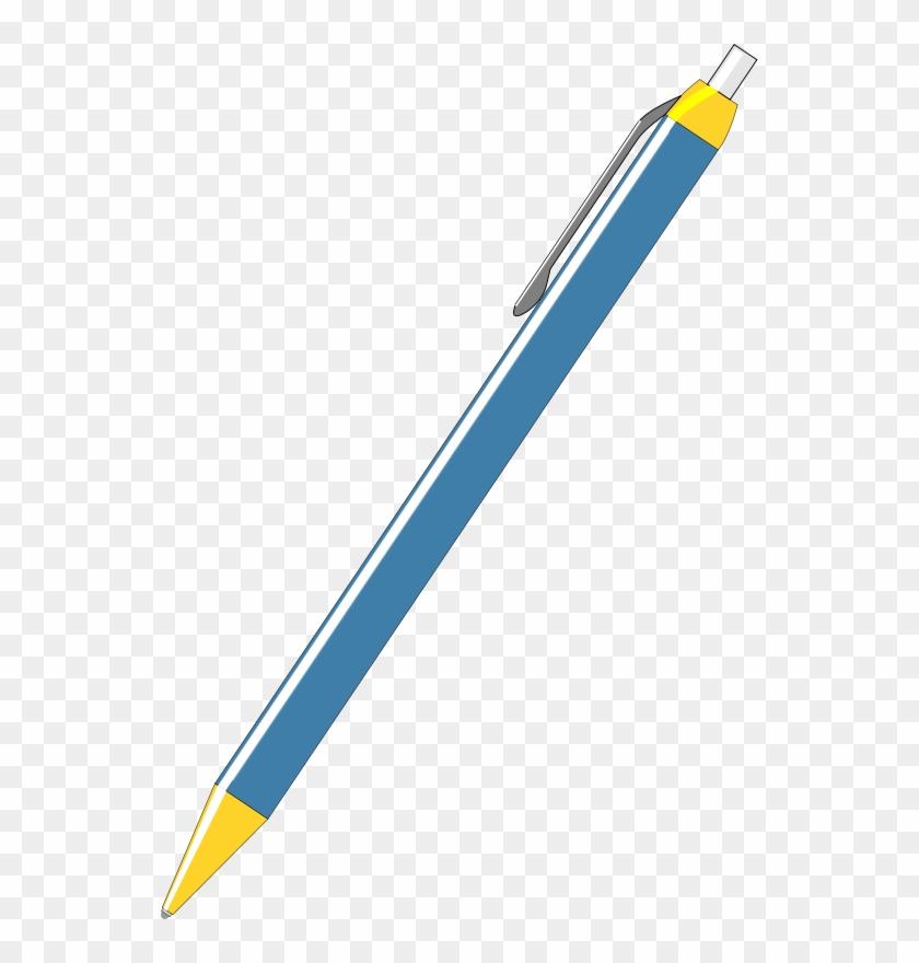 Pen Clip Art - Pen #25016