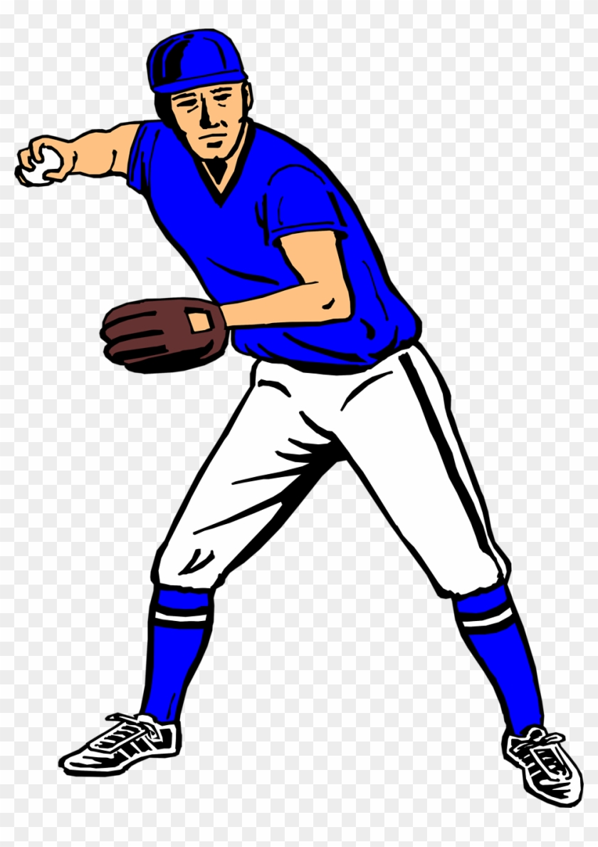Baseball Jacket Wallpaper - Baseball Pitcher Clip Art Free #25031