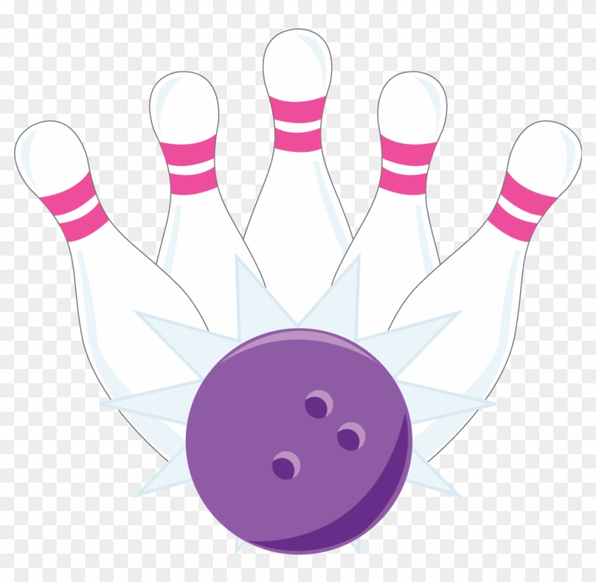 Bowling Clipart Clipart Free Download Clip Art Library - Girls Bowling Clip Art #25040