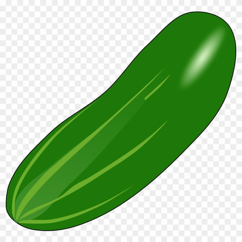 Cucumber Clipart Cucumberclipart Vegetable Clip Art - Cucumber Clipart #25092