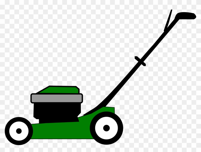 Clipart Lawn Mower Collection - Lawn Mower Clipart Png #25133