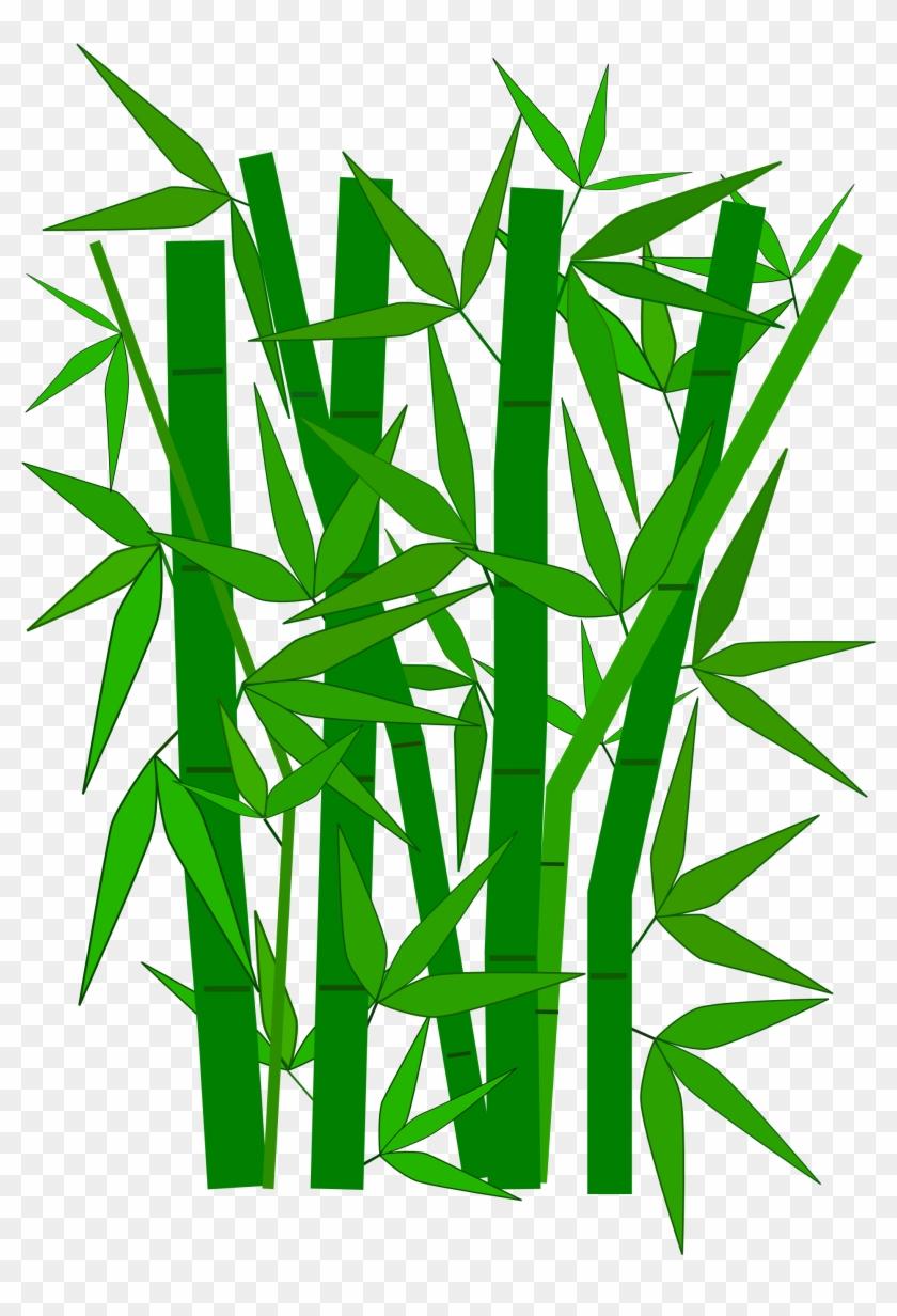 Bamboo Clipart - Bamboo Clipart #25147