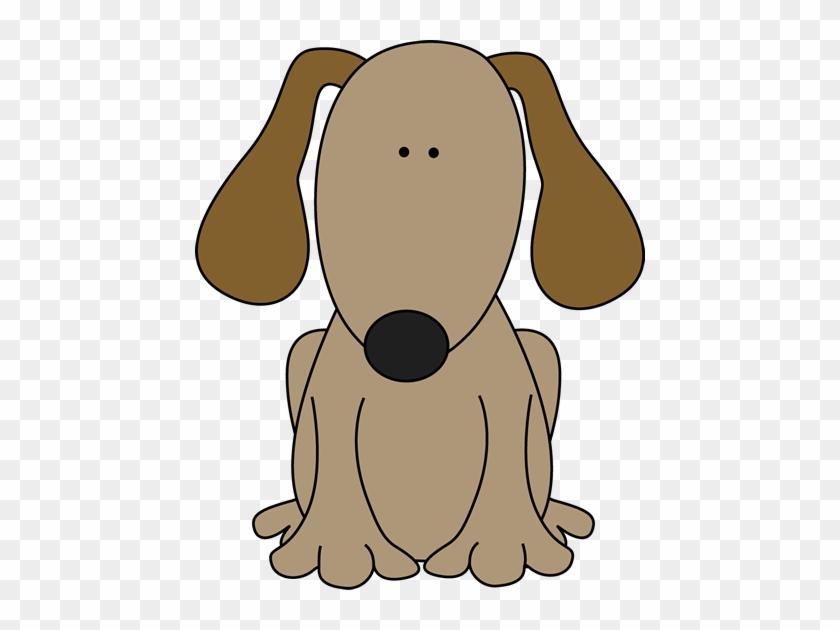 Dog Ears Clipart - Clip Art Dog #25160