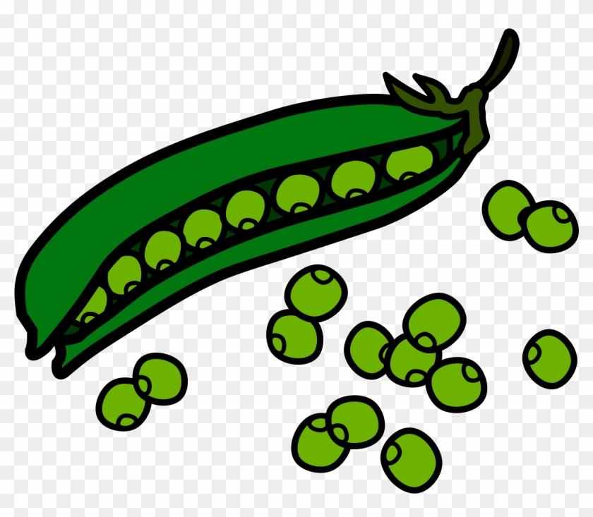 Peas Clipart - Peas Clipart #25209