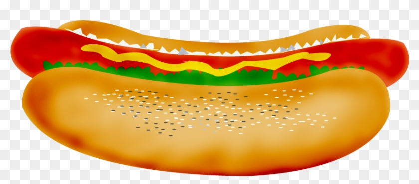 Hot Dog Clipart Free Clip Art Images - Hot Dog Clipart Png #25212