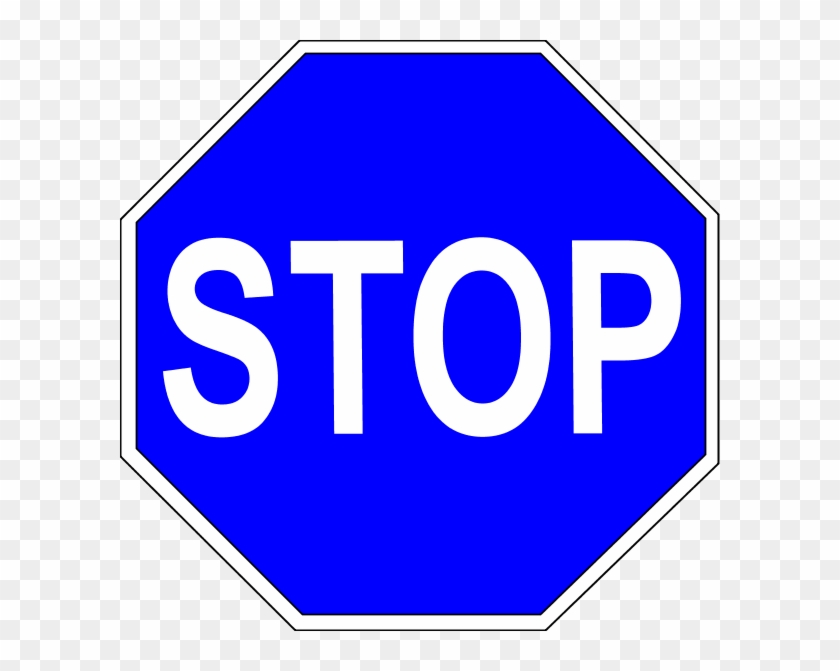 Free Stop Sign Clip Art - Clipart Stop #25299