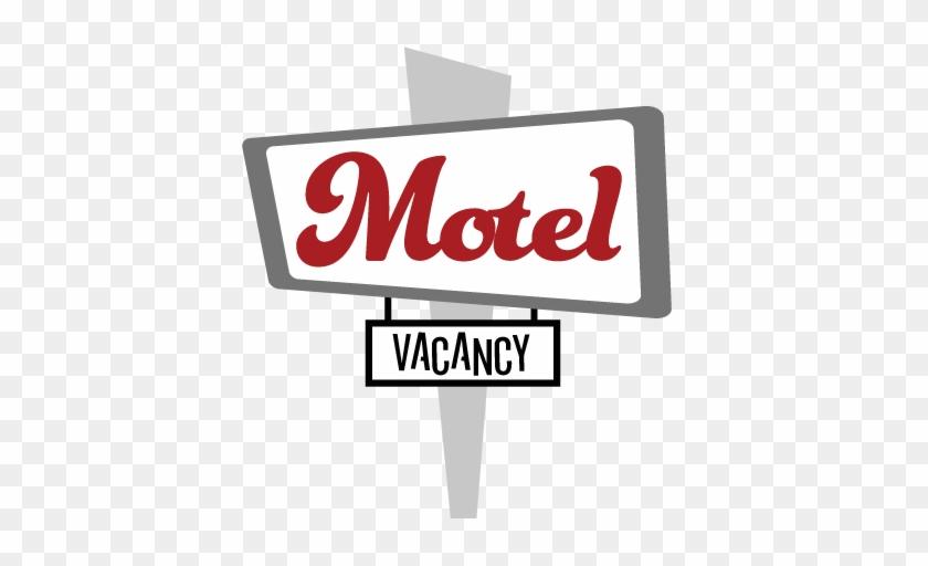 Vacancy Sign Clip Art - Motel Clip Art #25360